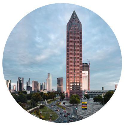 MDN Group office in Frankfurt, Germany