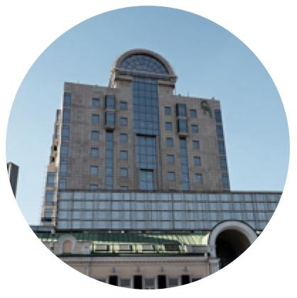 MDN Group office in Moscow, Russia